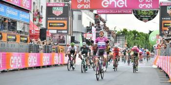 El Giro de Italia y la Marcha Ciclosturista Los 10000 del Soplao en Pedaladas