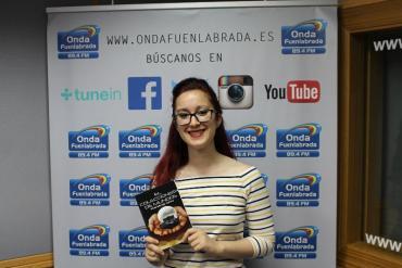 La escritora Silvia Berdejo presenta El coleccionista de mundos