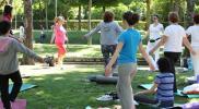 Nueva edición de Deporte en los Parques en Fuenlabrada
