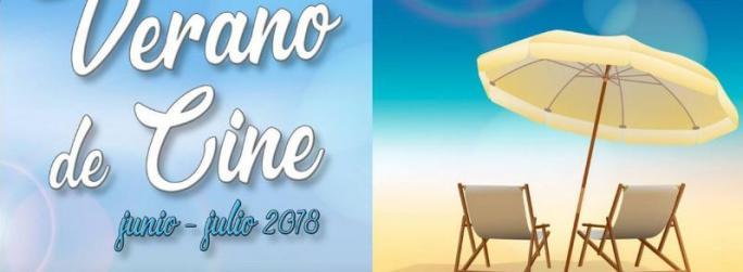 Programa Verano de Cine de la Junta Vivero-Hospital-Universidad
