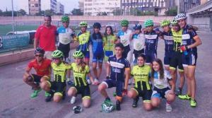 Varios fuenlabreños convocados con la Selección de Madrid de ciclismo