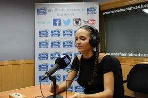 """""""María"""", primer videoclip de la cantante Elena Salguero"""