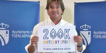Presentada la candidatura de Fuenlabrada como Ciudad Europea del Deporte 2019