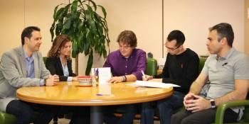 Convenio con la Federación Madrileña de Deportes de Parálisis Cerebral