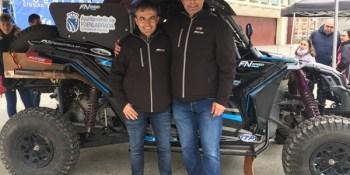 Fuenlabrada estará representada en el rally París-Dakar 2019
