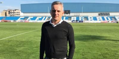 Melgar analiza el primer tercio de la temporada del CF. Fuenlabrada