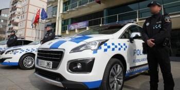 La Policía Local de Fuenlabrada incorporará a su flota 8 vehículos cero emisiones