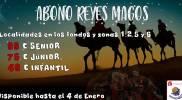 Abono de Reyes para lo que resta de temporada del Montakit Fuenlabrada