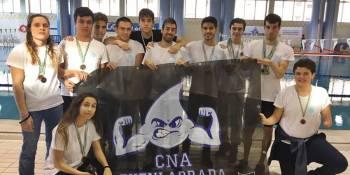 El Club Natación Adaptada Fuenlabrada termina el 2018 en lo más alto