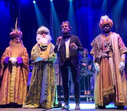 Los Reyes Magos de Oriente han llegado a Fuenlabrada