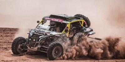 Juan Félix Bravo ya tiene su primer Dakar en el Bolsillo