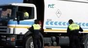 Campaña de control de transporte de mercancías y viajeros
