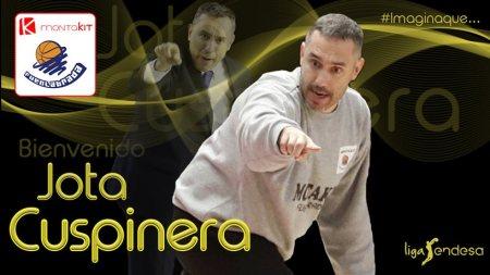 Jota Cuspinera es el elegido para dirigir al Montakit Fuenlabrada hasta final de temporada