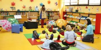Programa Infantil de Animación a la Lectura de la Red de Bibliotecas Municipales