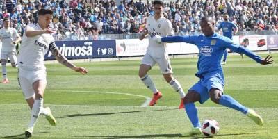 El Fuenla recupera el liderato tras empatar contra el Real Madrid Castilla