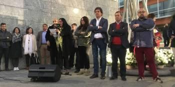 Fuenlabrada homenajea a las víctimas fuenlabreñas del 11-M