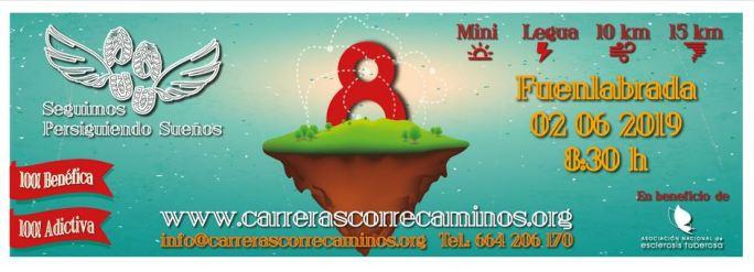 2.000 personas participarán en la Carrera familiar y solidaria Correcaminos