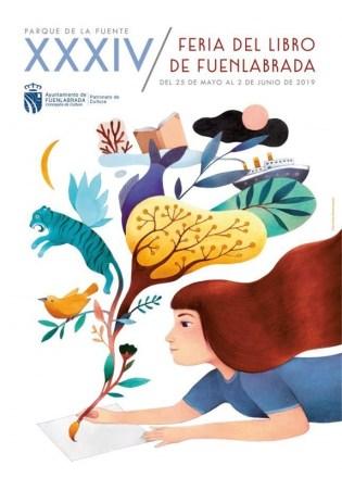 Llega la Feria del Libro con la ilustración artística como protagonista