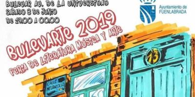II edición de Bulevarte: la Feria del Arte al aire libre