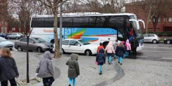 Programa Fuenbuses-Fuentrenes para centros escolares de Fuenlabrada