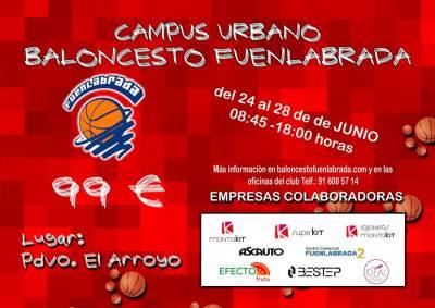 Campus Urbano del Montakit Fuenlabrada en El Arroyo