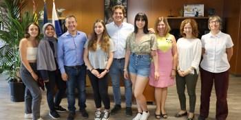 Cuatro alumnas fuenlabreñas, ganadoras del Madrid Debating Tournament 2019