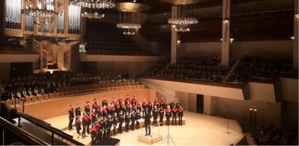 Siguen los éxitos del Coro del IES La Serna de Fuenlabrada