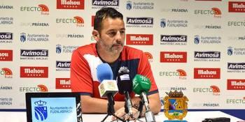 Mere Hermoso hace balance de la mejor temporada del CF. Fuenlabrada