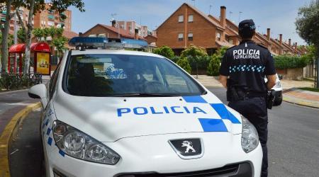 Vehículo Cardiprotegido para la Policía Local de Fuenlabrada