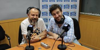 Ser actor de doblaje con Fernando Cabrera y Álvaro Navarro