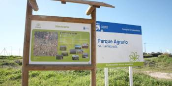 El Parque Agrario ya tiene APP para acercalo a la ciudadanía