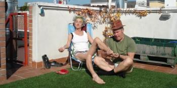 Santiago Ugalde: 'El teatro de calle es entretener a través del humor'