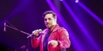 El Ayuntamiento no pagará a David Bustamante tras la cancelación de su concierto de anoche