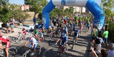 El buen tiempo acompañará el domingo a la Fiesta de la Bicicleta