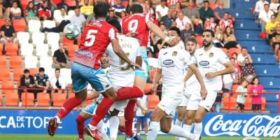 Primera derrota del Fuenla en la Liga Smartbank