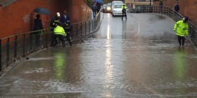 El Pleno aprueba que Fuenlabrada sea declarada zona gravemente afectada por las lluvias