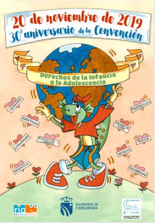 Numerosas actividades en noviembre para conmemorar el Día de los Derechos de la Infancia