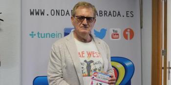 "Ángel Abascal presenta ""Tren a tren, el continente"""