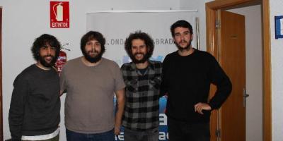 """Vuelve Zinc presenta """"Entropía propia"""" en Onda Fuenlabrada"""
