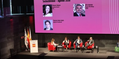 Ayala asiste al I Congreso de Sostenibilidad Comité Olímpico Español