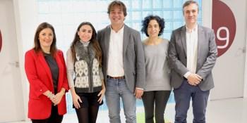 Firma de convenio de colaboración entre Ayuntamiento y Empresarias Asociadas EMA