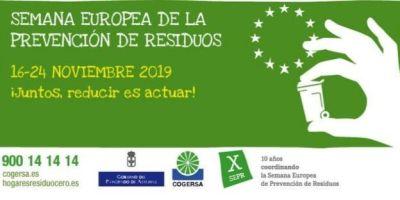 Jornada sobre Prevención de Residuos y Reciclaje en el ámbito doméstico