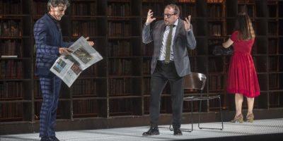 Fernando Cayo: 'En teatro uno tiene que disfrutar lo que hace'