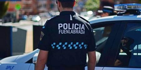 La DGT contó con la Policía Local de Fuenlabrada para la campaña de Navidad