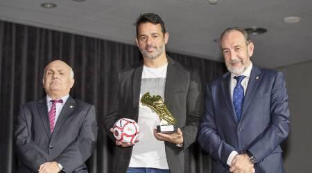 La Federación Madrileña premia el ascenso del Fuenla a Segunda