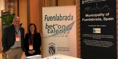 La OCDE invita a Fuenlabrada a presentar sus iniciativas innovadoras de empleo y desarrollo económico
