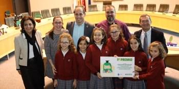 Más de 1.500 escolares participan en el proyecto ecológico Academia de Reciclaje