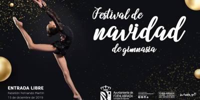 Más de 1200 deportistas en el Festival de Navidad de Gimnasia
