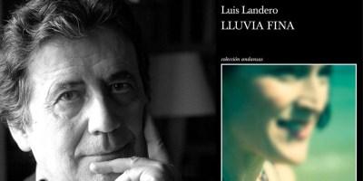 Luis Landero es el primer invitado del año en el Café Literario