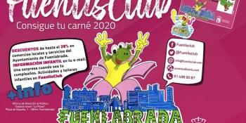 Nueva campaña de renovación del carnet Fuenlis Club